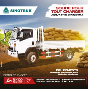 Sinotruk Howo Poids Leger 3T/5T/8T
